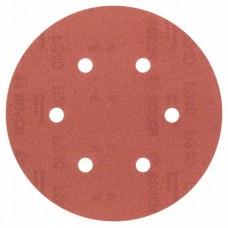 Набор из 5 шлифлистов для эксцентриковых шлифмашин 150, 240 Bosch 2609256A34