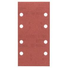 Набор из 10 шлифлистов для виброшлифмашин 93x185, 180 Bosch 2609256A84