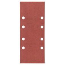 Набор из 10 шлифлистов для виброшлифмашин 93x230, 180 Bosch 2609256A98