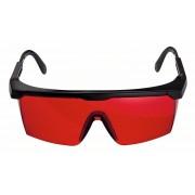Очки для наблюдения за лазерным лучом (цвет красный) Bosch 1608M0005B