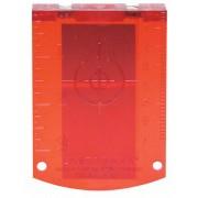 Лазерная мишень цвет красный Bosch 1608M0005C
