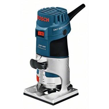 Кромочный фрезер Bosch GKF 600 (060160A102)