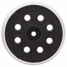 Опорная тарелка среднезерн., 125мм Bosch 2608601607