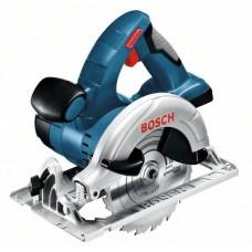 Аккумуляторная циркулярная пила Bosch GKS 18 V-LI (060166H006)
