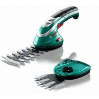 Аккумуляторные ножницы для травы и кустов Bosch Isio (0600833102)
