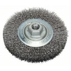 Кольцевая щетка 115 мм, 0,3 мм, M14 Bosch 2608622100