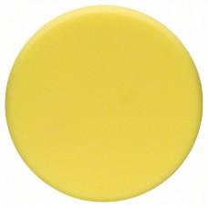Полировальный круг из пенопласта, жесткий (цвет желтый) 170ммx170 мм Bosch 2608612023