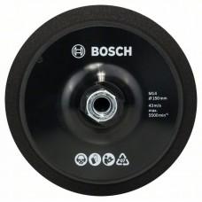 Опорная тарелка M 14, 150 мм, на липучке Bosch 2608612027