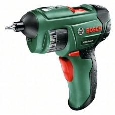 Аккумуляторная отвертка Bosch PSRSelect (0603977020)