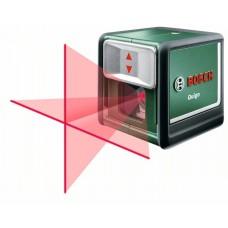 Лазерный уровень с перекрестными лучами Bosch Quigo (0603663220)
