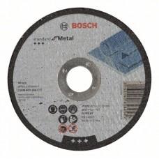 Отрезной диск прямой Standard for Metal A 30 S BF 125x22,23x2,5 мм Bosch 2608603166