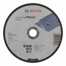 Отрезной диск прямой Standard for Metal A 30 S BF 180x22,23x3,0 мм Bosch 2608603167
