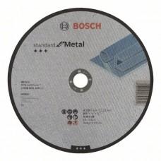 Отрезной диск прямой Standard for Metal A 30 S BF 230x22,23x3,0 мм Bosch 2608603168