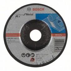 Обдирочный круг выпуклый Standard for Metal A 24 P BF 125x22,23x6,0 мм Bosch 2608603182