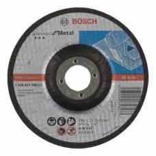 Отрезной круг выпуклый Standard for Metal A 30 S BF 125x22,23x2,5 мм Bosch 2608603160