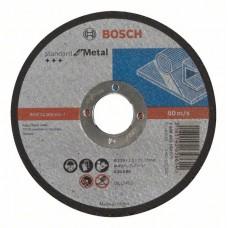 Отрезной диск прямой Standard for Metal A 30 S BF 115x22,23x2,5 мм Bosch 2608603164