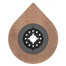 Насадка для удаления строительного раствора Carbide RIFF AVZ 70 RT, 3 max 70 мм Bosch 2609256C51