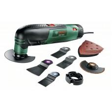 Многофункциональный инструмент Bosch PMF 190 E Set (0603100521)