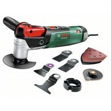 Многофункциональный инструмент Bosch PMF 250 CES Set (0603100601)