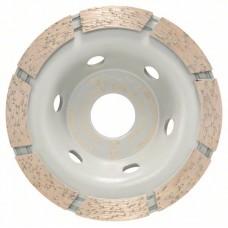 Алмазный чашечный шлифкруг Standard for Concrete 105x22,23x3 мм Bosch 2608603312