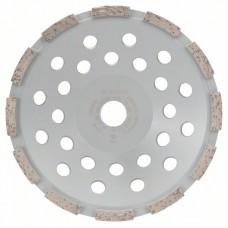 Алмазный чашечный шлифкруг Standard for Concrete 180x22,23x5,5 мм Bosch 2608603327
