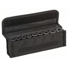 Набор головок для торцовых ключей 9 предм. 63 мм; 7, 8, 10, 12, 13, 15, 16, 17, 19 мм Bosch 2608551099