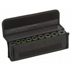 Набор головок для торцовых ключей 9 предм. 77 мм; 10, 11, 13, 17, 19, 21, 22, 24, 27 мм Bosch 2608551101