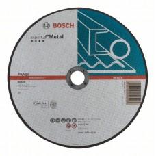 Отрезной круг прямой Expert for Metal, Rapido AS 46 T BF 230x1,9 мм Bosch 2608603400