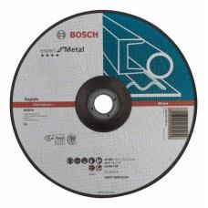 Отрезной круг выпуклый Expert for Metal, Rapido AS 46 T BF 230x1,9 мм Bosch 2608603404