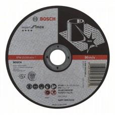 Отрезной круг прямой Expert for Inox AS 46 T INOX BF 150x1,6 мм Bosch 2608603405