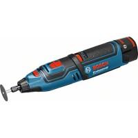 Аккумуляторный ротационный инструмент Bosch GRO 12V-35 (06019C5001)