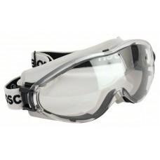 Полнообзорные защитные очки GO FV2 EN 166 Bosch 2607990087