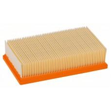 Плоский складчатый фильтр из целлюлозы для GAS 35-55 Bosch 2607432033