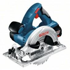 Аккумуляторная циркулярная пила Bosch GKS 18 V-LI (060166H008)