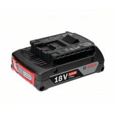 Аккумулятор Bosch GBA 18 В 2,0 Ач M-B (1600Z00036)