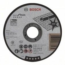 Отрезной круг прямой Best for Inox A 46 V INOX BF 115x1,5 мм Bosch 2608603494