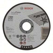 Отрезной круг прямой Best for Inox A 46 V INOX BF 125x1,5 мм Bosch 2608603496