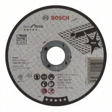 Отрезной круг прямой Best for Inox A 30 V INOX BF 125x2,5 мм Bosch 2608603504