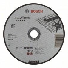 Отрезной круг прямой Best for Inox A 30 V INOX BF 180x2,5 мм Bosch 2608603506