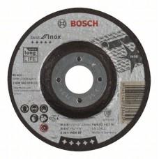 Обдирочный круг выпуклый Best for Inox A 30 V INOX BF 115x7,0 мм Bosch 2608603510