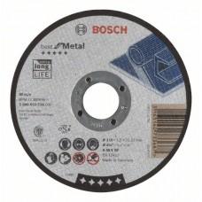 Отрезной круг прямой Best for Metal A 46 V BF 115x1,5 мм Bosch 2608603516