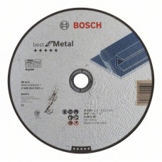 Отрезной круг прямой Best for Metal, Rapido A 46 V BF 230x1,9 мм Bosch 2608603522