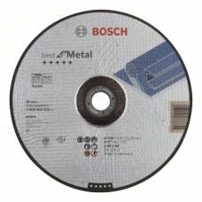 Отрезной круг выпуклый Best for Metal, Rapido A 46 V BF 230x1,9 мм Bosch 2608603523