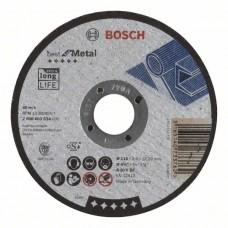 Отрезной круг прямой Best for Metal A 30 V BF 115x2,5 мм Bosch 2608603524