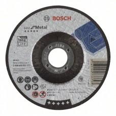 Отрезной круг выпуклый Best for Metal A 30 V BF 125x2,5 мм Bosch 2608603527