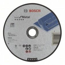 Отрезной круг прямой Best for Metal A 30 V BF 180x2,5 мм Bosch 2608603528