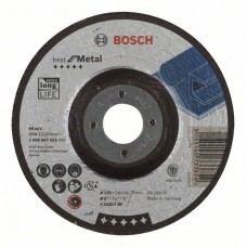 Обдирочный круг выпуклый Best for Metal A 2430 T BF 125x7,0 мм Bosch 2608603533