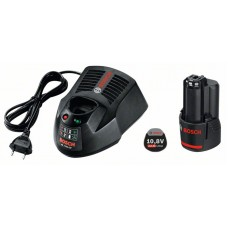 Комплект: аккумулятор GBA 12 В/ 2,0 А*ч O-B + зарядное устройство AL 1130 CV Bosch (1600Z00041)