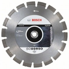 Алмазный диск Best for Asphalt 300x20x3,2x12 мм Bosch 2608603639