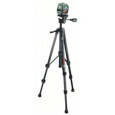 Лазерный уровень с перекрестными лучами Bosch PLL 2 (комплект) (0603663401)